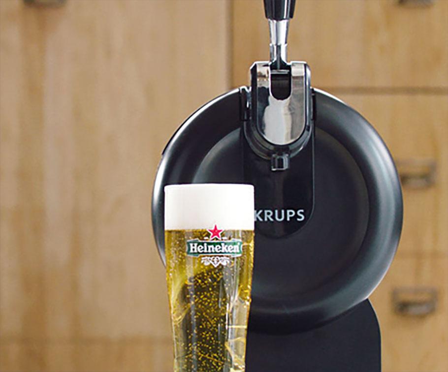 Heineken - Lifestyle tutorials for draught systems
