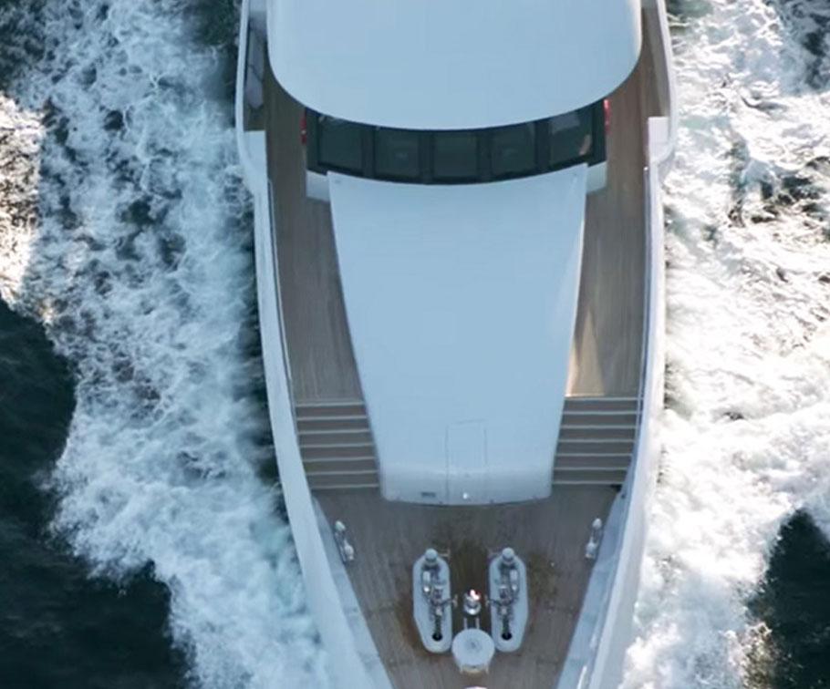 Feadship - the story of uniquity